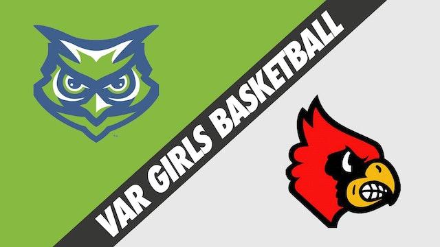 Varsity Girls Basketball: Kenner Discovery vs Sacred Heart
