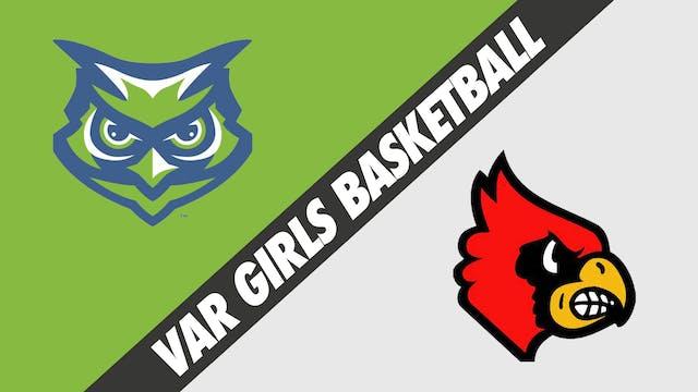 Varsity Girls Basketball: Kenner Disc...