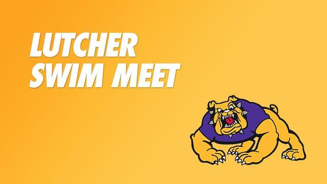 Lutcher Swim Meet