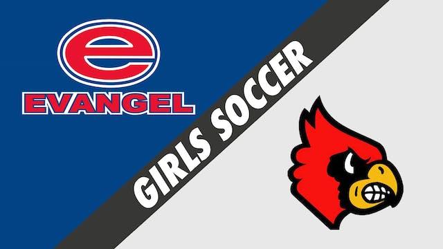 Girls Soccer: Evangel vs Sacred Heart