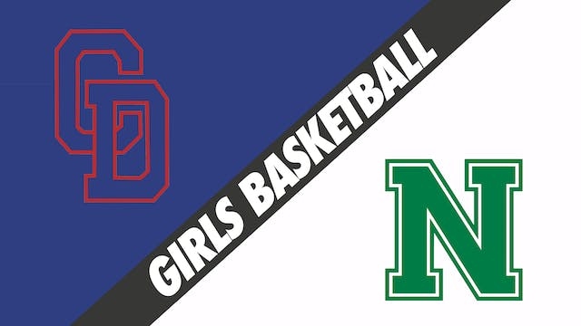 Girls Basketball: Country Day vs Newman