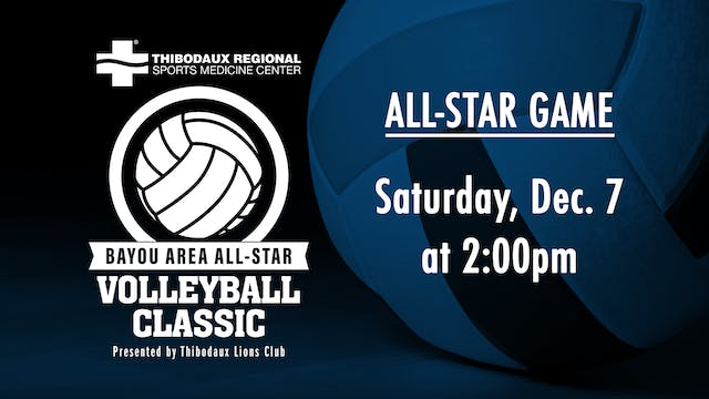 Bayou All-Star Volleyball Game
