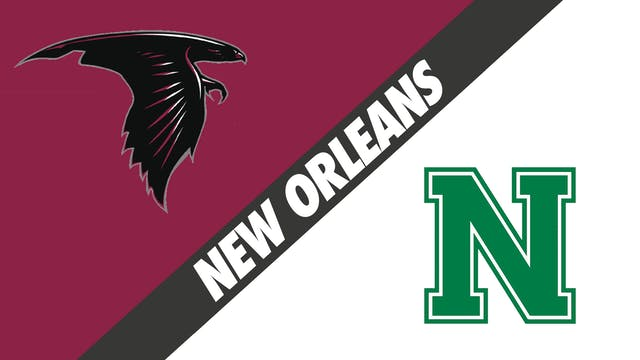 New Orleans: St. Thomas Aquinas vs Ne...