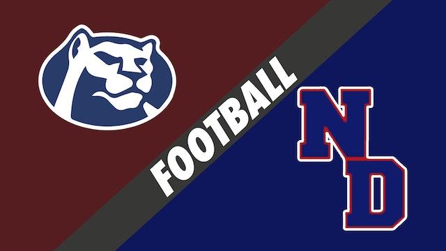 Football: St. Thomas More vs Notre Dame