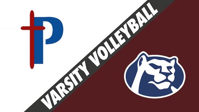 Varsity Volleyball: Parkview Baptist vs St. Thomas More