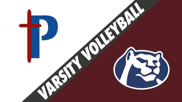 Varsity Volleyball: Parkview Baptist ...