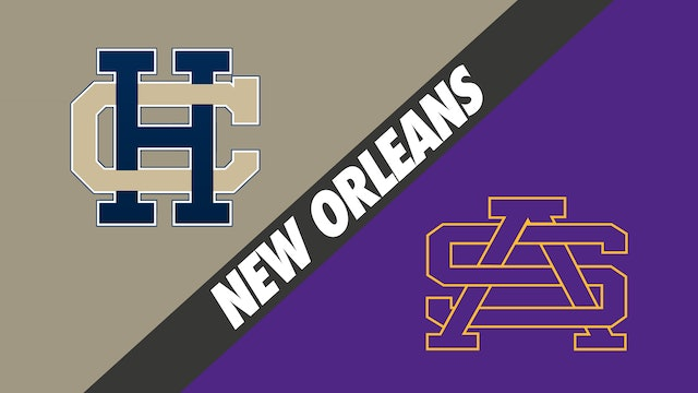 Holy Cross vs St. Augustine