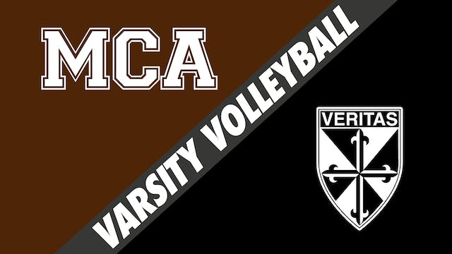 Varsity Volleyball: Mount Carmel vs D...