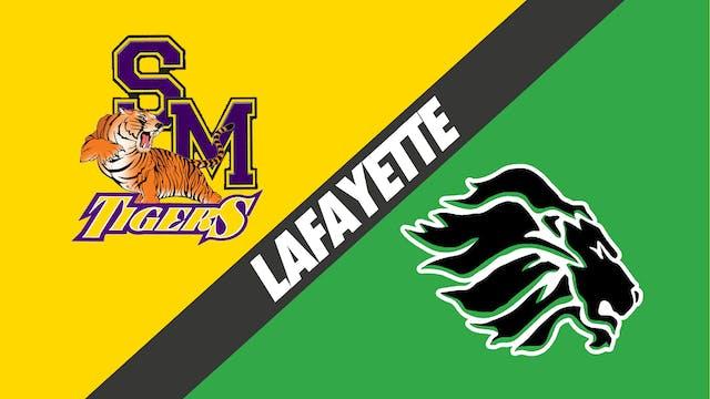 St. Martinville vs Lafayette
