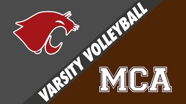 Varsity Volleyball: Destrehan vs Mount Carmel