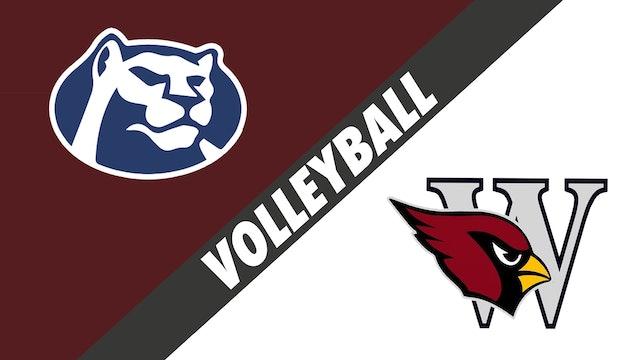 Volleyball: St. Thomas More vs E.D. White