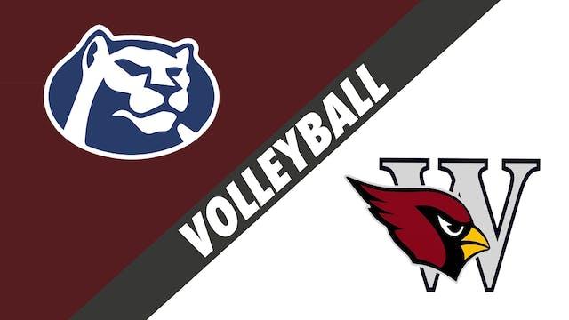 Volleyball: St. Thomas More vs E.D. W...