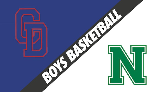Boys Basketball: Country Day vs Newman