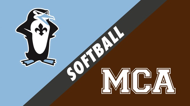 Softball: Academy of Our Lady vs Mount Carmel