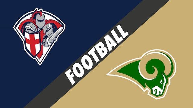 Football: Lafayette Chrisitian Academy vs Acadiana