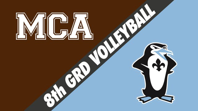 8th Grade Volleyball: Mount Carmel vs...