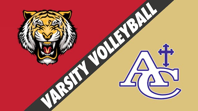 Varsity Volleyball: East Iberville vs...