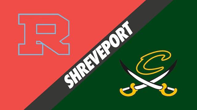 Shreveport: Rummel vs Calvary Baptist
