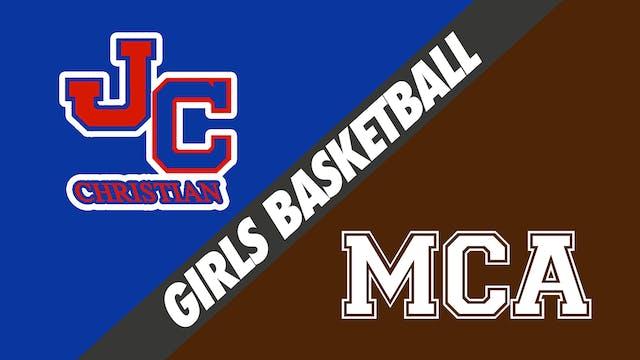 Girls Basketball: John Curtis vs Moun...
