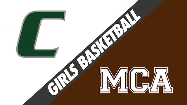 Girls Basketball: Chapelle vs Mt. Carmel