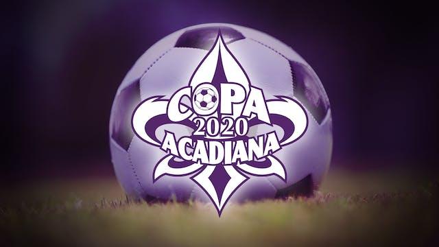 COPA Acadiana Boys Soccer Final: Sain...