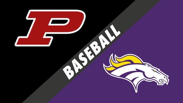 Baseball: Pineville vs Sam Houston