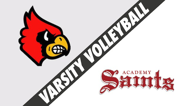 Varsity Volleyball: Sacred Heart- Gra...