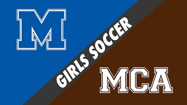 Girls Soccer: Mandeville vs Mount Carmel