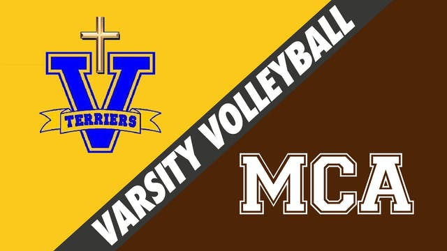 Varsity Volleyball: Vandebilt vs Moun...