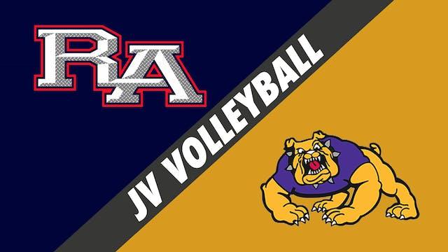 JV Volleyball: Riverside vs Lutcher