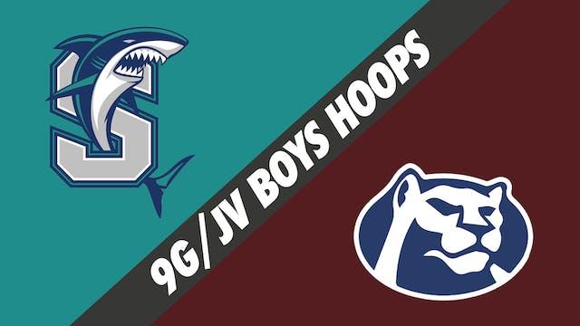 Boys Freshman Basketball: Southside v...