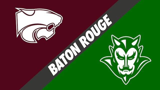 Baton Rouge: Central vs Plaquemine