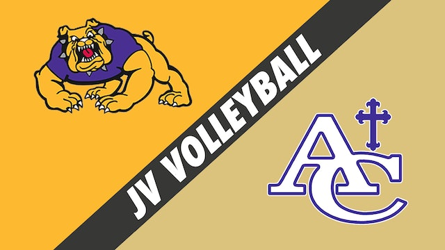 JV Volleyball: Lutcher vs Ascension Catholic