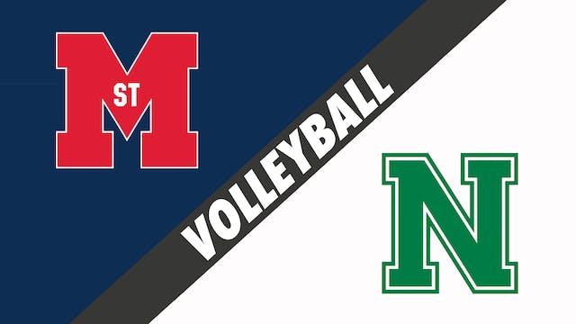Volleyball: St. Martin's vs Newman
