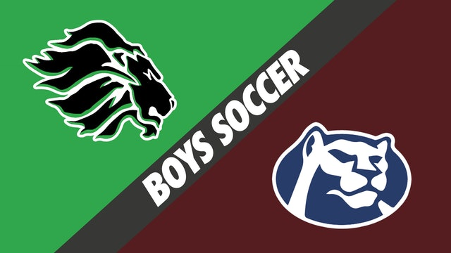 Boys Soccer: Lafayette vs St. Thomas More