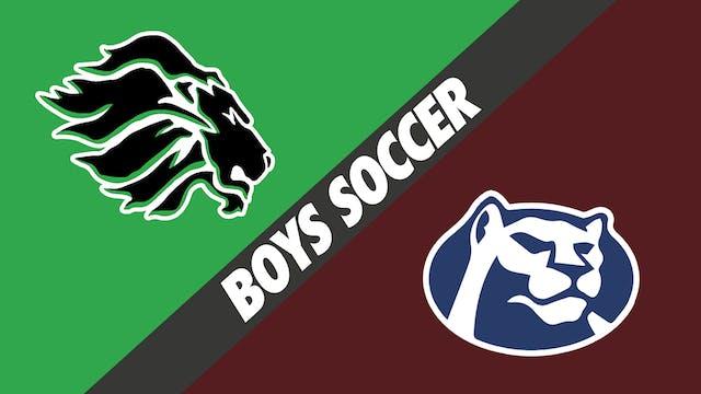 Boys Soccer: Lafayette vs St. Thomas ...