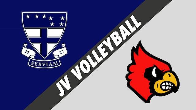 JV Volleyball: Ursuline at Sacred Heart
