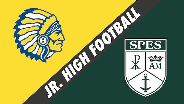 Jr. High Football: Our Lady of Fatima vs St. Pius