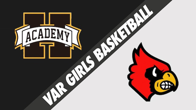 Varsity Girls Basketball: Haynes Academy vs Sacred Heart