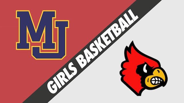 Girls Basketball: Morris Jeff vs Sacred Heart