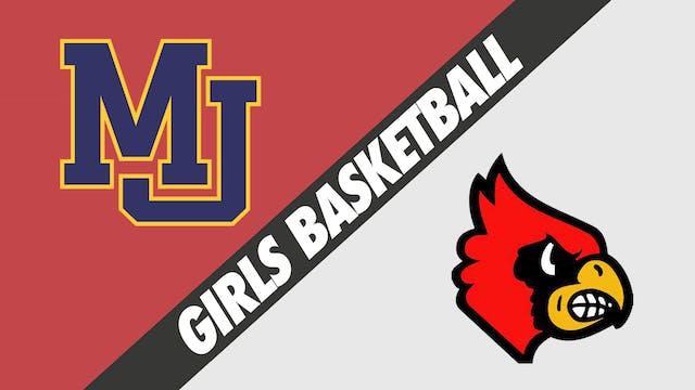 Girls Basketball: Morris Jeff vs Sacr...