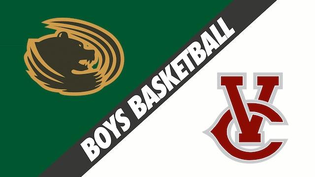 Boys Basketball: Highland Baptist vs Vermilion Catholic