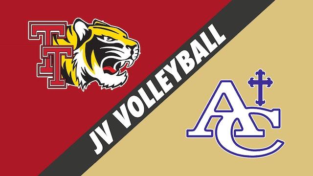 JV Volleyball: Terrebonne vs Ascension Catholic