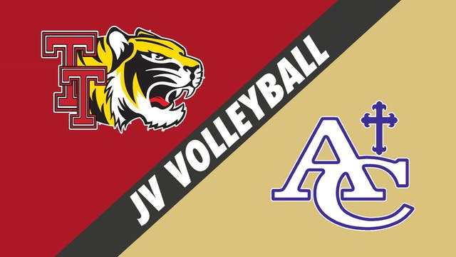 JV Volleyball: Terrebonne vs Ascensio...