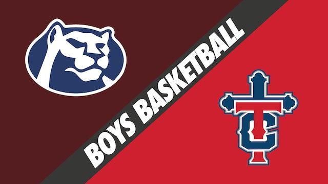 Boys Basketball: St. Thomas More vs Teurlings