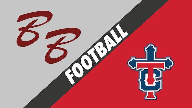 Football: Breaux Bridge vs Teurlings Catholic