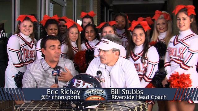 The River Parish Football Show: S1:E11- Riverside Academy