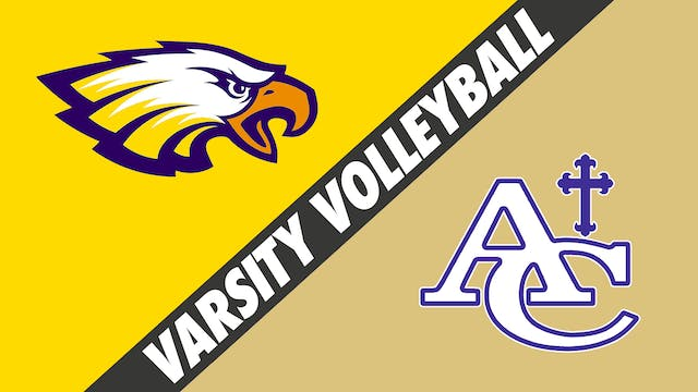 Varsity Volleyball: St. John vs Ascen...