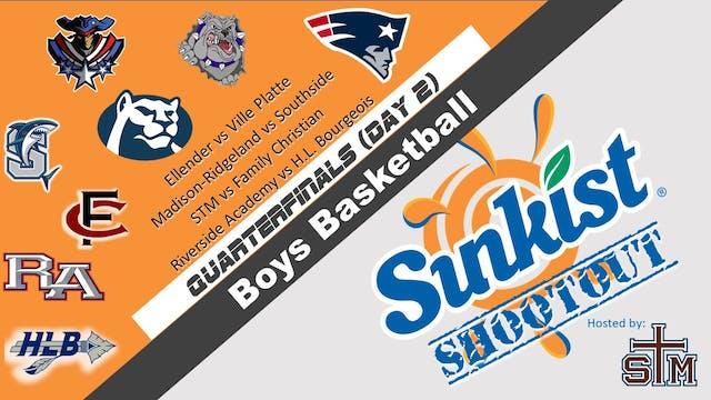 STM Sunkist Shootout: Quarterfinals S...