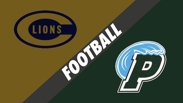 Football: Covington vs Ponchatoula